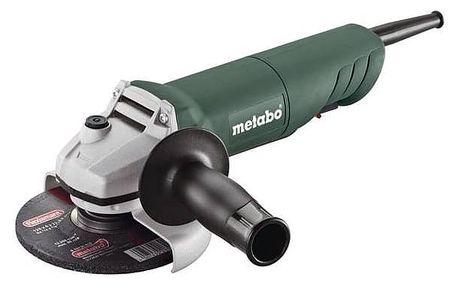 Metabo W 750-125 bruska úhlová 601231000