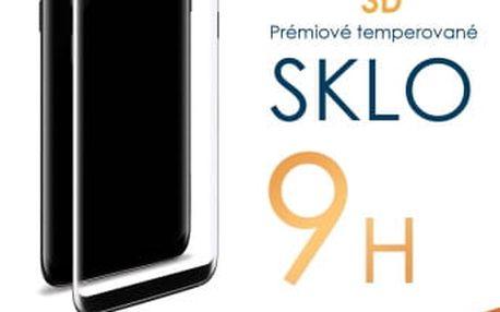 Ochranné sklo TGM 3D pro Samsung Galaxy S8+ (TGM-SM-S8P) průhledné