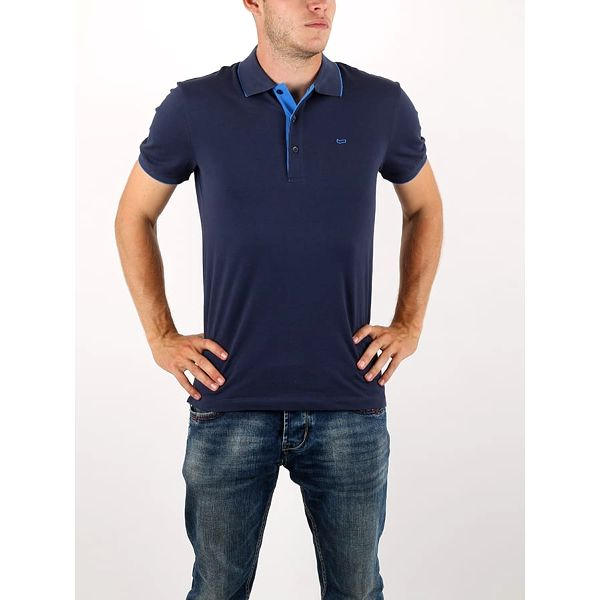 Tričko GAS Ralph S Det Sp Modrá