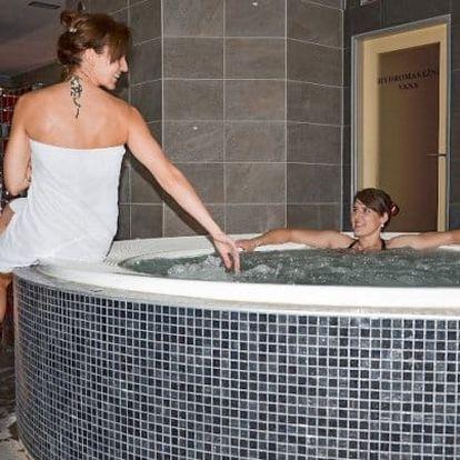 Brno: wellness pobyt s bazénem a polopenzí