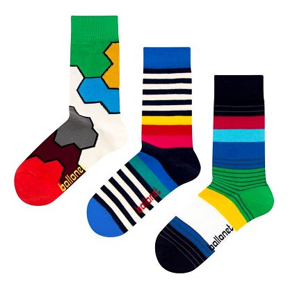 Dárková sada ponožek Ballonet Socks Faarf, velikost 41-46