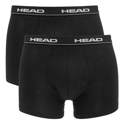 Pánské boxerky HEAD black XL