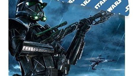 Jerry Fabrics bavlněné povlečení Star Wars Rouge One, 140 x 200 cm, 70 x 90 cm