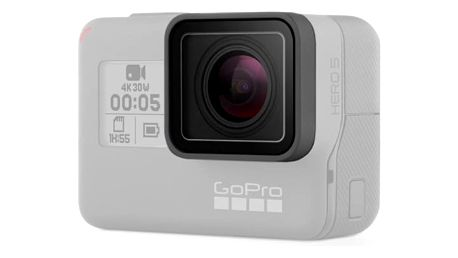 Kryt GoPro na objektiv pro HERO 5 Black / HERO 6 (AACOV-001) černý