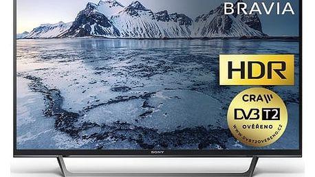 Televize Sony KDL-49WE665B černá