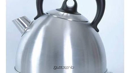 Rychlovarná konvice Guzzanti GZ 203 nerez + Navíc sleva 10 %