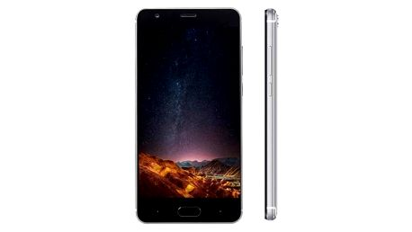 Mobilní telefon Doogee X20 Dual SIM 1 GB +16 GB (6924351617110) stříbrný
