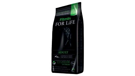 Granule FITMIN dog For Life Adult 15 kg + Doprava zdarma