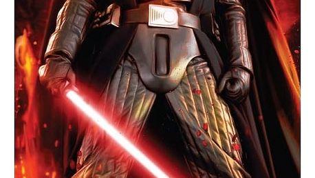 Jerry Fabrics Osuška Darth Vader, 70 x 140 cm