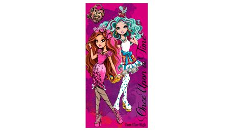 Carbotex Osuška Ever After High, 70 x 140 cm