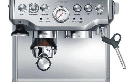 Espresso Catler ES 8013 nerez + DOPRAVA ZDARMA