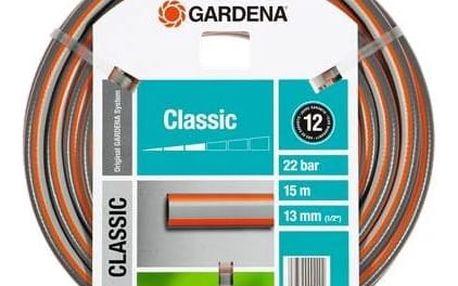 "Hadice Gardena Classic (1/2"") 15 m bez armatury"