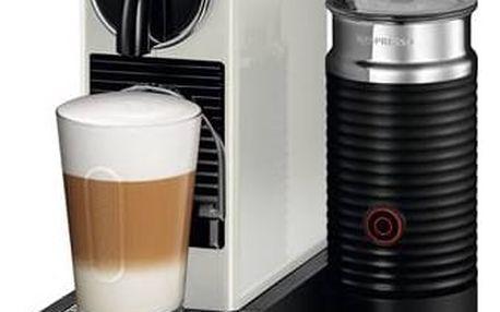 Espresso DeLonghi Nespresso CitiZ&Milk EN267.WAE bílé + Navíc sleva 10 % + Doprava zdarma