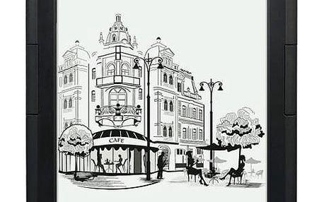 Čtečka e-knih C-Tech Lexis (EBR-61) (EBR-61) černá