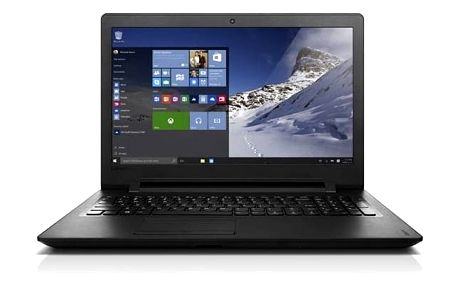 Notebook Lenovo IdeaPad 110-15ISK (80UD00T0CK) černý + Doprava zdarma