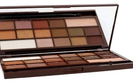 Makeup Revolution London I Heart Makeup Golden Bar Palette 22 g oční stín W