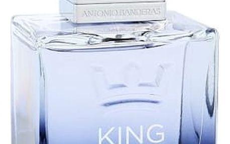 Antonio Banderas - King of Seduction 100ml Toaletní voda M