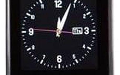 Chytré hodinky GoClever Chronos Connect 2 (GCWCHRCO2) černý