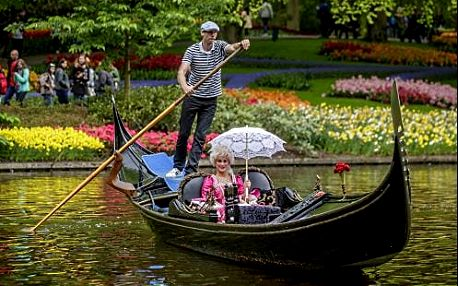 LEN během 2 měsíců v roce - Květinový park Keukenhof, Zaanse Schans a Amsterdam na 4 dny