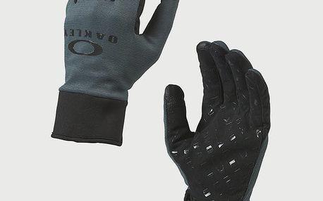 Rukavice Oakley Ellipse Park Glove Dark Slate Barevná