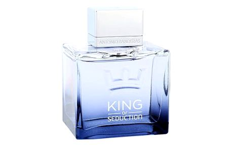Antonio Banderas - King of Seduction 100ml Toaletní voda M
