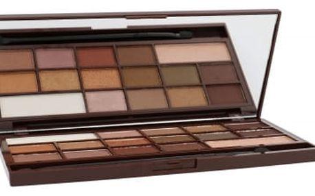 Makeup Revolution London I Heart Makeup Golden Bar Palette 22 g oční stín W
