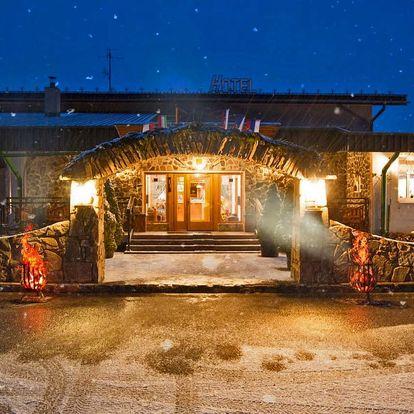 Vánoce v Tatrách: polopenze a neomezené wellness