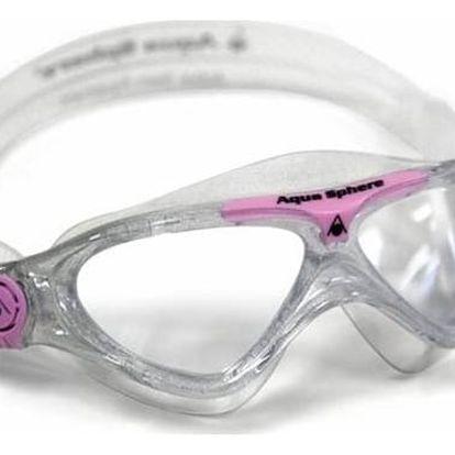 Brýle plavecké dětské Aqua Sphere Vista Junior růžové