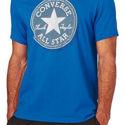 Converse modré pánské tričko Chuck Taylor All Star