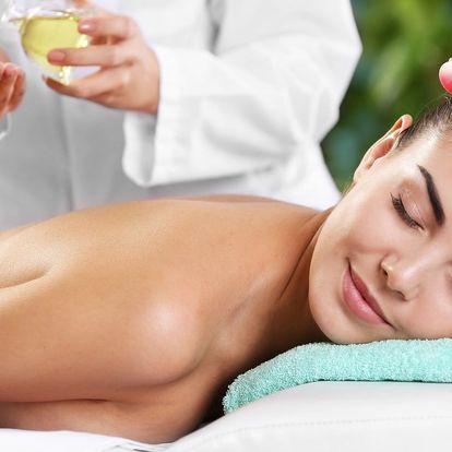 Thajská masáž dle výběru i skvostná lázeň