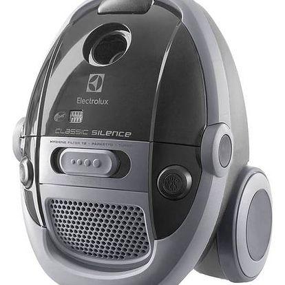 Vysavač podlahový Electrolux Classic Silence ECS54B černý + Navíc sleva 10 % + Doprava zdarma