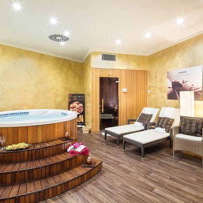Hyper relaxace pro 4 osoby v Aquapalace Praha