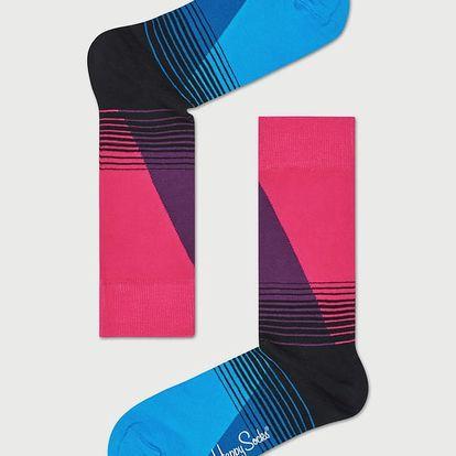 Ponožky Happy Socks EIG01-9000 Barevná
