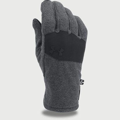 Rukavice Under Armour Survivor Fleece Glove 2.0 Černá