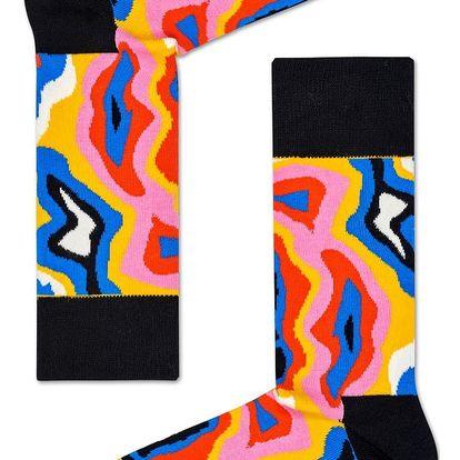 Happy Socks barevné pánské ponožky Mri
