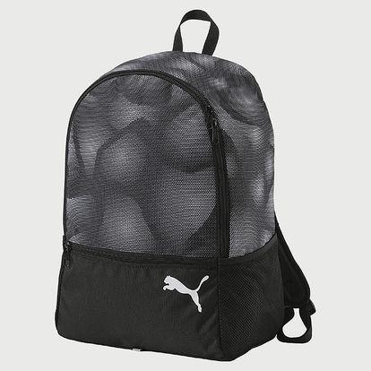 Batoh Puma Alpha Backpack Black Barevná