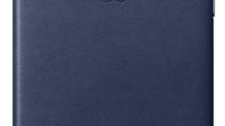 Kryt na mobil Apple Leather Case pro iPhone 8/7 - půlnočně modrý (MQH82ZM/A)