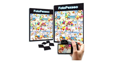 Zábavné pexeso z vašich fotografií bude originálním dárkem nebo hrou, která neomrzí celou rodinu.
