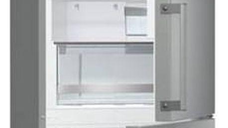 Kombinace chladničky s mrazničkou Gorenje Advanced N6X2NMX nerez + Navíc sleva 10 %