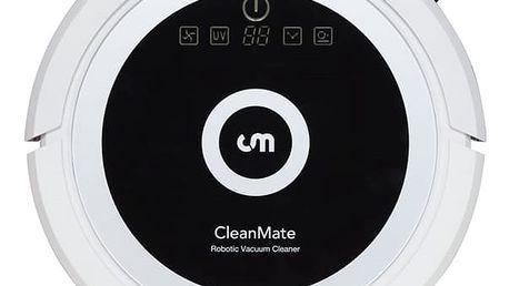 Vysavač robotický CleanMate QQ6 bílý + DOPRAVA ZDARMA