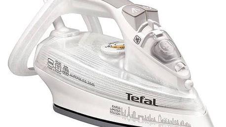 Žehlička Tefal Supergliss FV3845E0 stříbrná/bílá + Navíc sleva 10 %