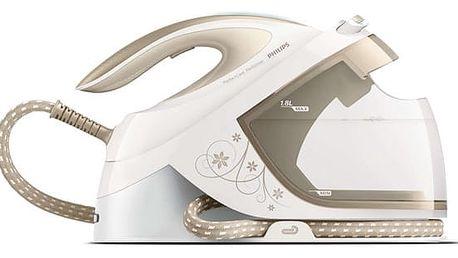 Žehlicí systém Philips PerfectCare Performer GC8750/60 bílá + DOPRAVA ZDARMA