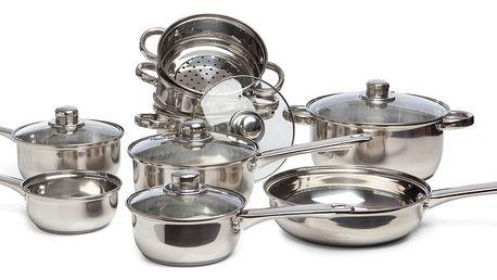 9dílný set nádobí Sabichi Everyday Essentials - doprava zdarma!