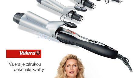 Kulma Valera Ionic Profesional Multistyle 640.01 černá/stříbrná