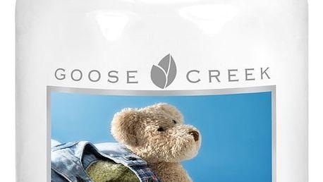 Vonná svíčka ve skleněné dóze Goose Creek Čisté prádlo, 0,68 kg