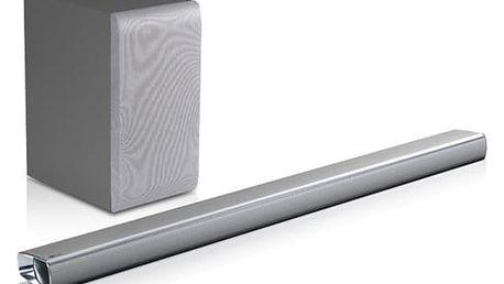 Soundbar LG SJ6 stříbrný