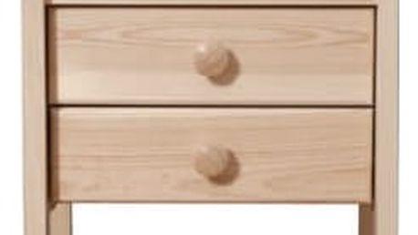 Noční stolek IDA borovice