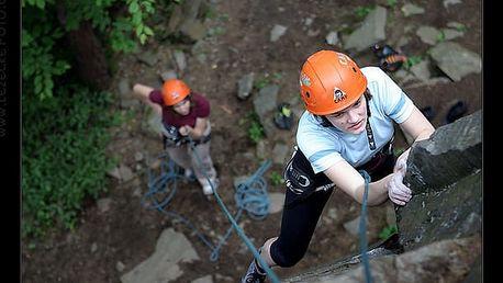 Dvoudenní kurz horolezectví