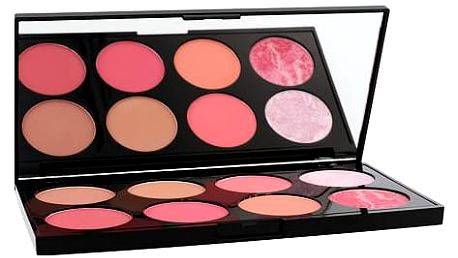 Makeup Revolution London Ultra Blush Palette 13 g tvářenka Sugar And Spice W
