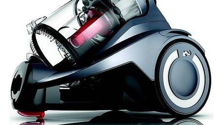 Vysavač podlahový Dirt Devil Rebel 55HF šedý Turbohubice Dirt Devil M219 MINI (zdarma) + Navíc sleva 10 % + Doprava zdarma